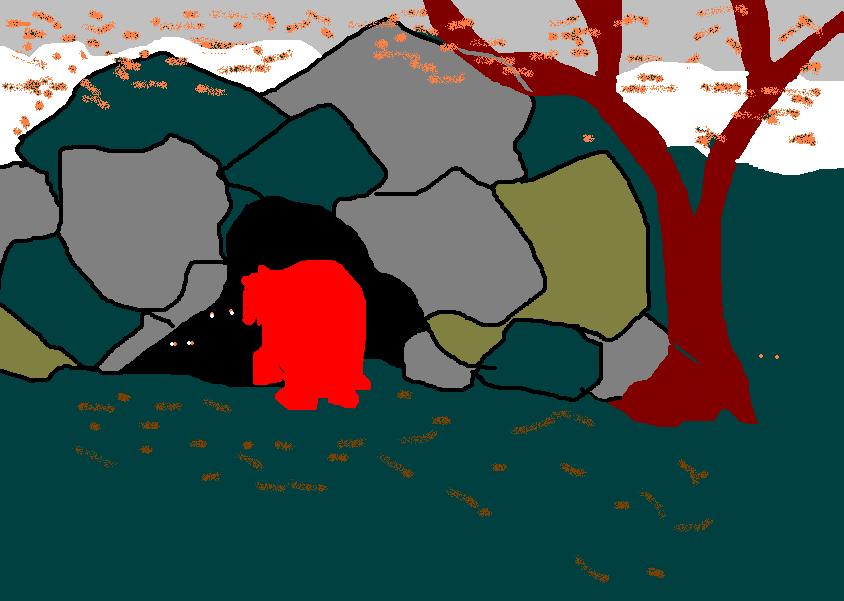 El hombre oso M