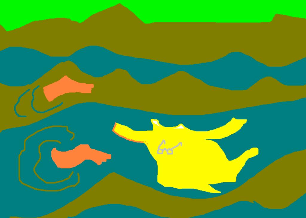 El hombre pez 3