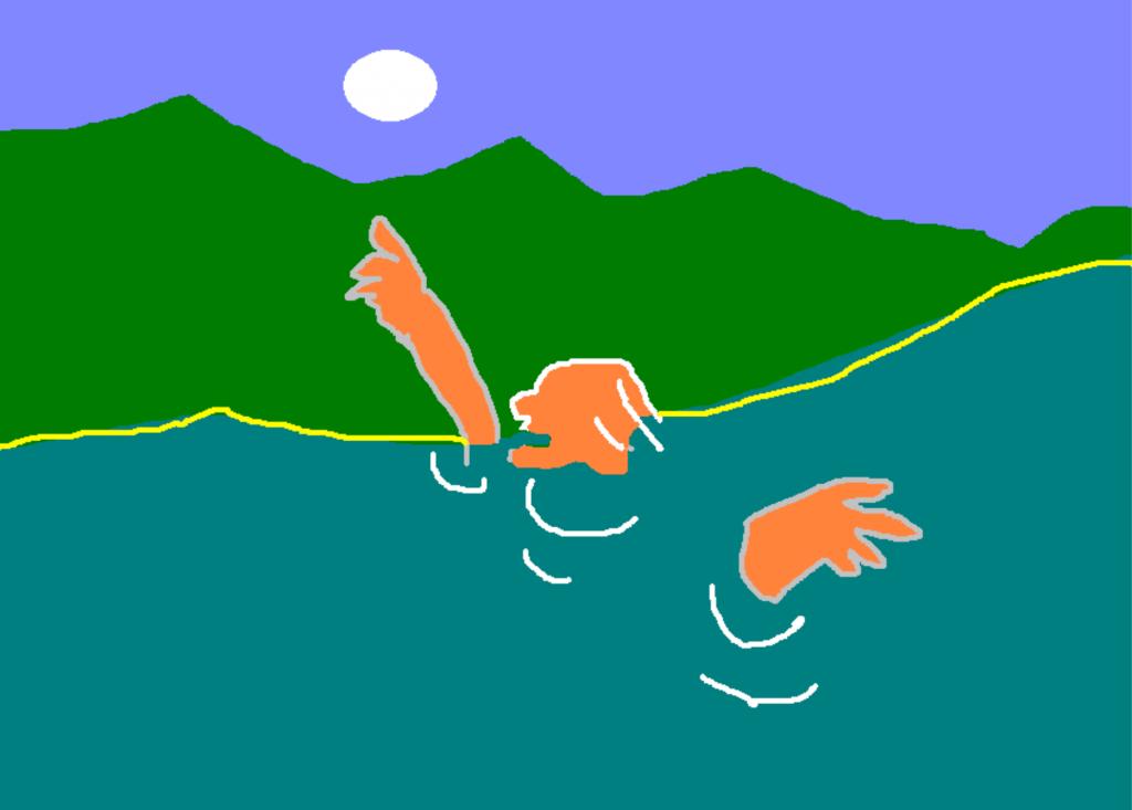 El hombre pez 4
