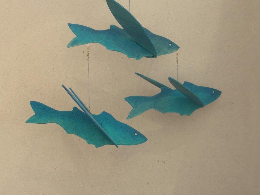 Peces voladores