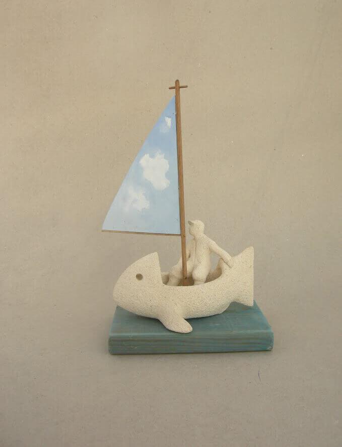 Pez barca