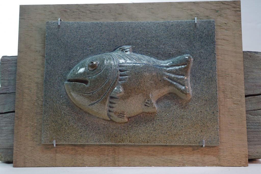 Placa pez