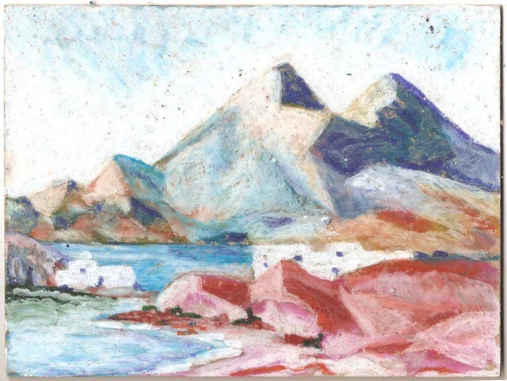 La isleta del moro y volcanes de los frailes